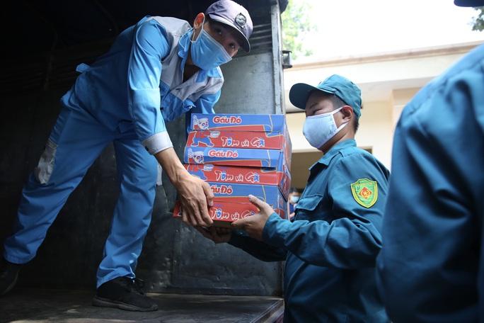 Công ty CP Đầu tư SK đồng hành cùng Báo Người Lao Động chung tay phòng, chống dịch Covid-19 - Ảnh 3.