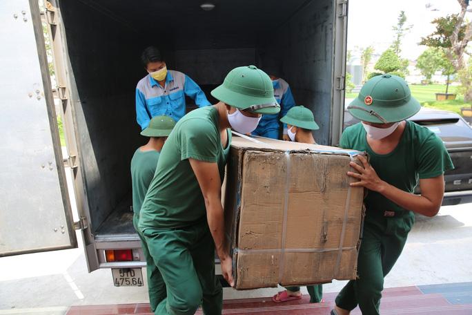 Công ty CP Đầu tư SK đồng hành cùng Báo Người Lao Động chung tay phòng, chống dịch Covid-19 - Ảnh 5.