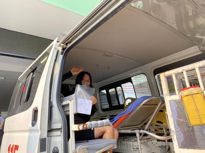 Thêm 4 bệnh nhân Covid-19 ở Đà Nẵng, Tây Ninh và Cần Thơ xuất viện - Ảnh 3.