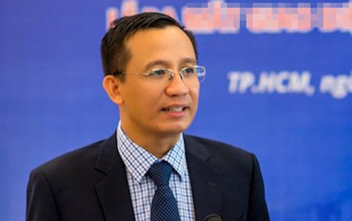 Trường ĐH Ngân hàng TP HCM báo cáo vụ tiến sĩ - luật sư Bùi Quang Tín tử vong - Ảnh 1.