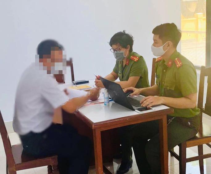 Bị phạt 12,5 triệu đồng vì bình luận sai sự thật vụ 2 công an hy sinh ở Đà Nẵng - Ảnh 1.