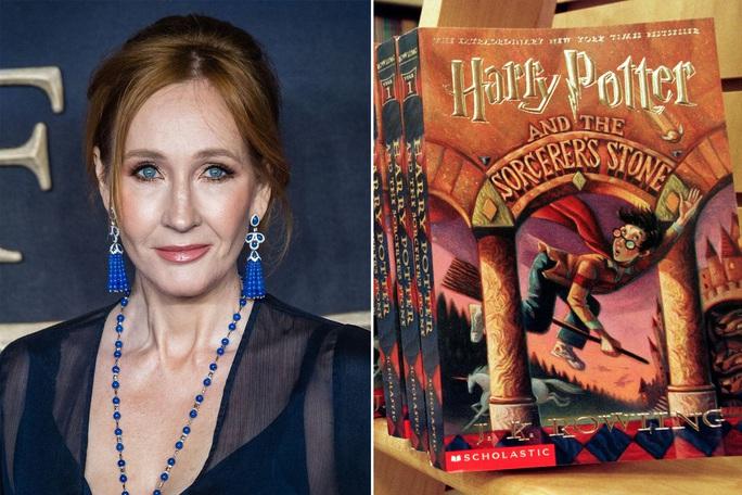 Tác giả của Harry Potter kể hành trình phục hồi từ Covid-19 - Ảnh 2.