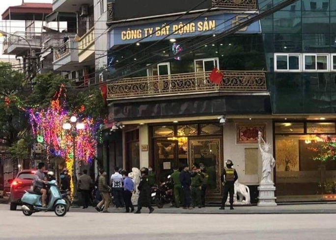 Bắt tạm giam 1 nữ doanh nhân bất động sản ở Thái Bình - Ảnh 1.