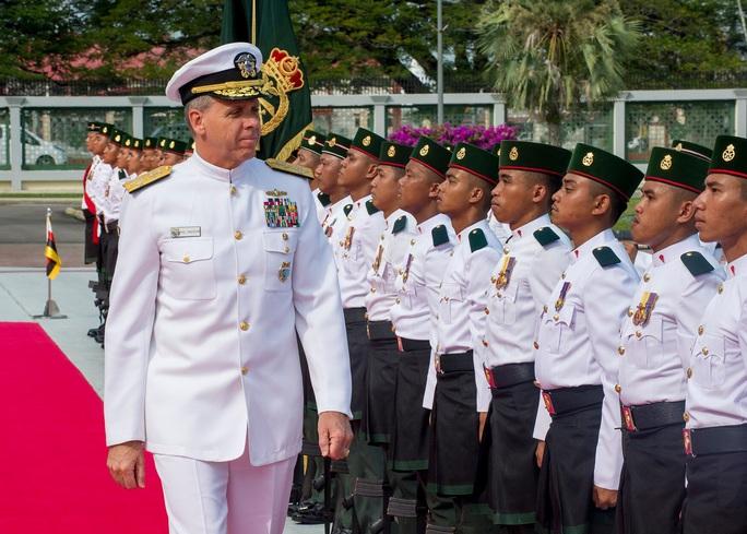Quan chức quân đội Mỹ đề xuất kế hoạch 20 tỉ USD ngăn chặn Trung Quốc - Ảnh 1.