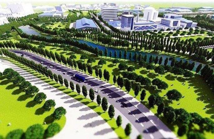 Triển vọng từ dự án Khu Công nghiệp Becamex Bình Ðịnh - Ảnh 1.