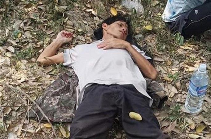 Ly kỳ chuyện nhóm thợ săn bắt nghi phạm giết người trốn trong rừng sâu - Ảnh 1.