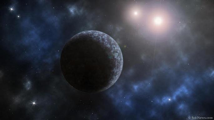 Lộ diện siêu trái đất có thể ở được rất gần chúng ta - Ảnh 1.