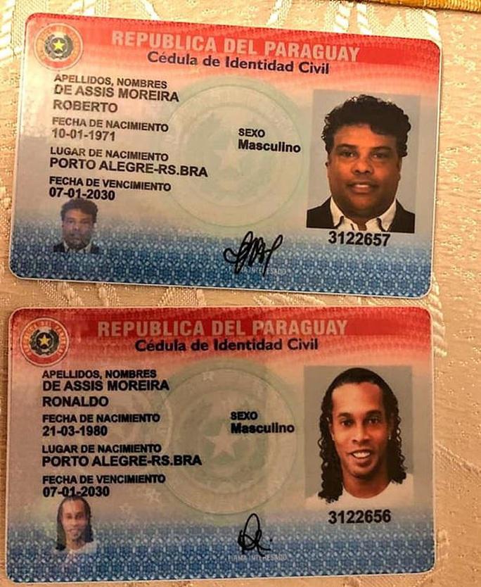 Ronaldinho thoát án tù, chịu quản thúc 6 tháng ở… khách sạn - Ảnh 3.