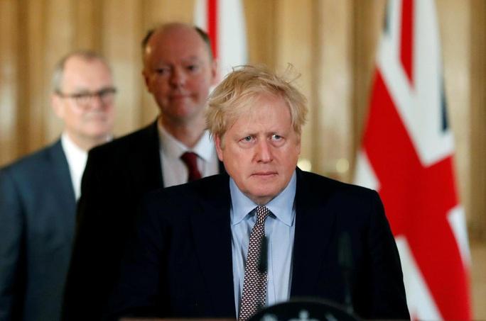Thủ tướng Anh ổn định sau 2 đêm chăm sóc tích cực - Ảnh 1.