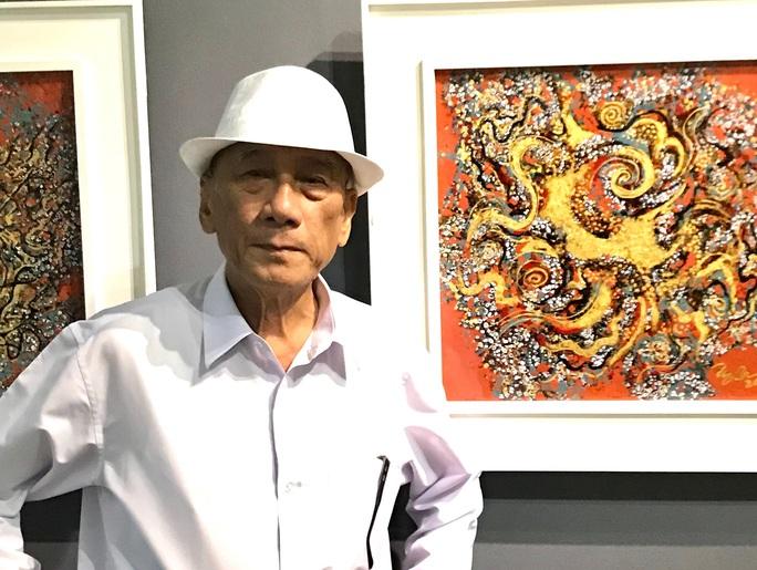 Họa sĩ Trương Bé đột ngột qua đời, thọ 79 tuổi - Ảnh 1.