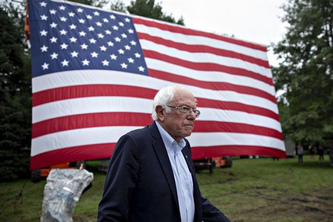 Covid-19 khiến ông Bernie Sanders rời cuộc tranh cử tổng thống Mỹ? - Ảnh 1.