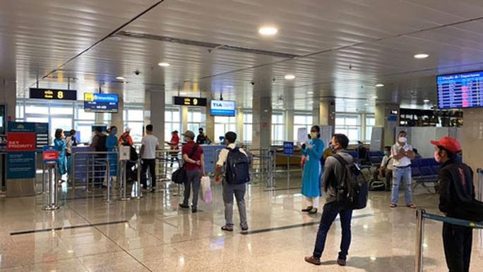 Hãng hàng không Việt Nam chỉ được xếp khách 80% số ghế trên máy bay - Ảnh 1.