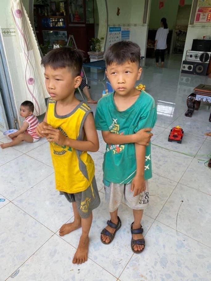 Đã tìm thấy hai bé sinh đôi nghi bị bắt cóc ở Bình Phước - Ảnh 3.