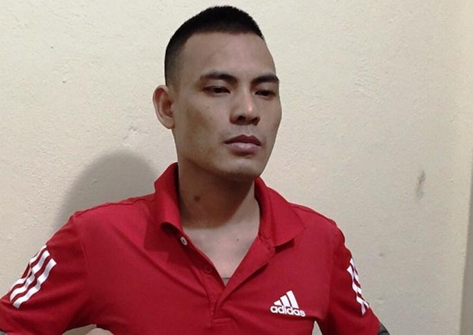 Đang lẩn trốn tại Thanh Hóa, thanh niên giết người 4 năm trước bị bắt giữ - Ảnh 1.