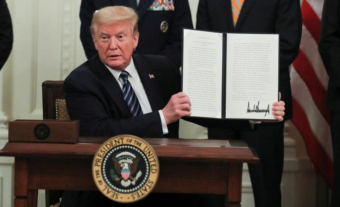 Tổng thống Trump đã tính đến trả đũa Trung Quốc vì Covid-19 - Ảnh 1.