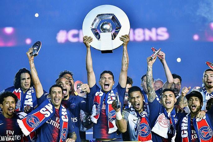 PSG được trao chức vô địch Pháp, ông bầu chờ ra tòa - Ảnh 3.