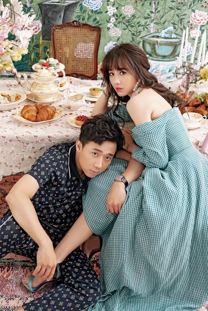 Hari Won bị chỉ trích là dựa dẫm chồng, Trấn Thành nổi đóa - Ảnh 2.