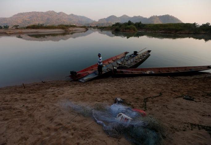 Lo cho an ninh lương thực hạ lưu Mekong - Ảnh 1.