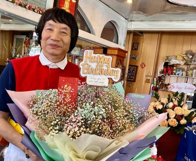 Mừng sinh nhật, NSND Minh Vương vẫn trăn trở về sàn diễn cải lương - Ảnh 1.