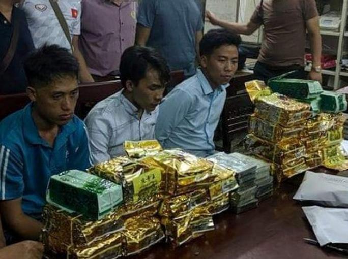 """Từ Bắc Kạn vào Nghệ An nhận 20 bánh heroin, 24 kg ma túy từ một """"người lạ"""" ở trong rừng - Ảnh 1."""