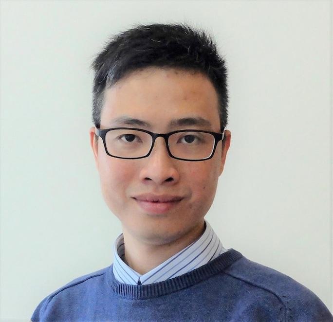 GS Phan Thành Nam nhận giải thưởng toán học danh giá của châu Âu - Ảnh 1.