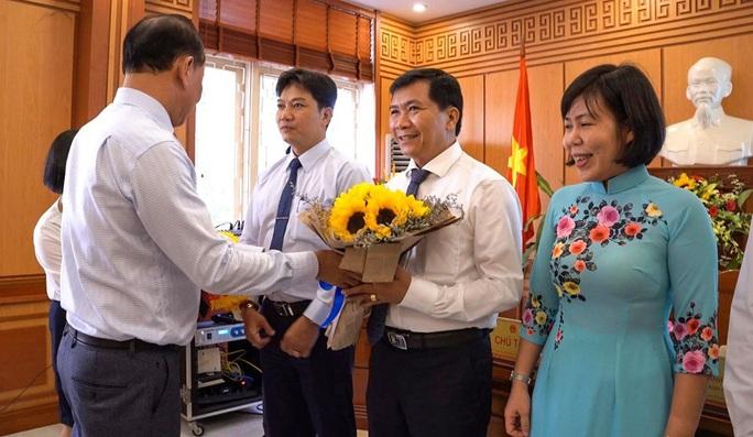 Ông Nguyễn Văn Sơn làm Chủ tịch UBND TP Hội An - Ảnh 1.