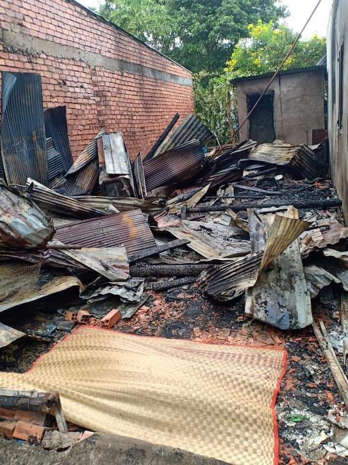 Xót thương cụ bà 86 tuổi nhặt ve chai chết thảm trong đám cháy  - Ảnh 1.
