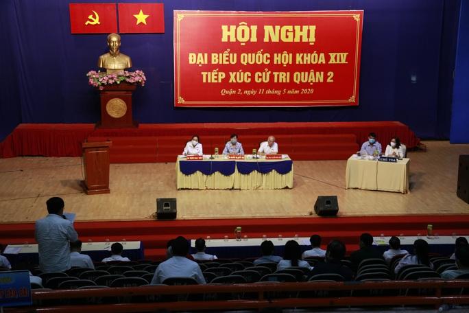Thanh tra Chính phủ sẽ đối thoại với người dân Thủ Thiêm vào cuối tháng 5 - Ảnh 1.
