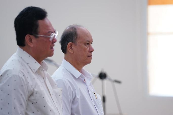 2 nguyên chủ tịch Đà Nẵng bị tuyên tổng cộng 27 năm tù, bắt giam tại tòa - Ảnh 8.