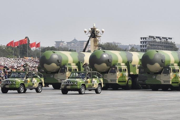 Chuyên gia chỉ trích mong muốn mở rộng kho vũ khí hạt nhân Trung Quốc - Ảnh 1.