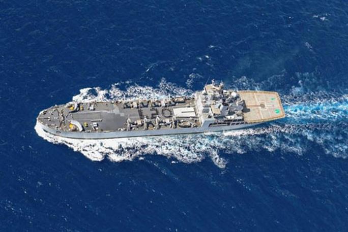 Ấn Độ lo Trung Quốc xây đảo nhân tạo ở Ấn Độ Dương - Ảnh 1.