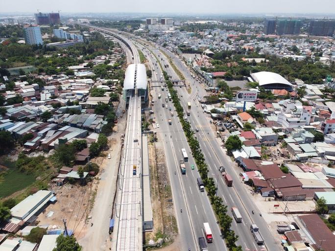 Hơn 250.000 m2 đất ở 6 quận bị ảnh hưởng và thu hồi bởi dự án metro số 2 - Ảnh 2.