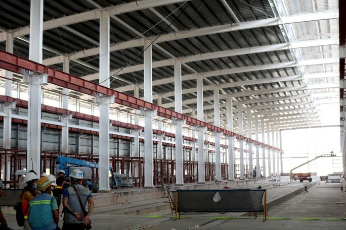 Cận cảnh Depot và ga trên cao tuyến metro Bến Thành - Suối Tiên - Ảnh 2.
