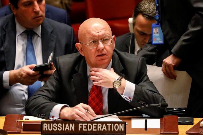 Nga chỉ trích Mỹ tại Liên Hiệp Quốc - Ảnh 2.
