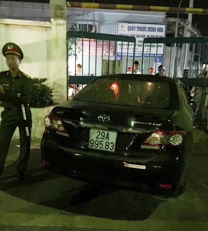 Trưởng Ban Nội chính Tỉnh ủy Thái Bình             lái xe bỏ chạy sau tai nạn giao thông chết người - Ảnh 1.