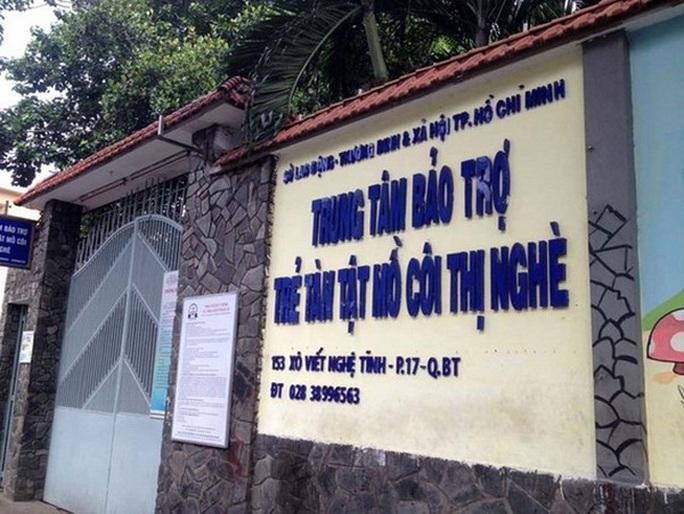 Người đứng đầu Sở LĐ-TB-XH TP HCM nói về sai phạm ở cơ sở bảo trợ xã hội - Ảnh 1.