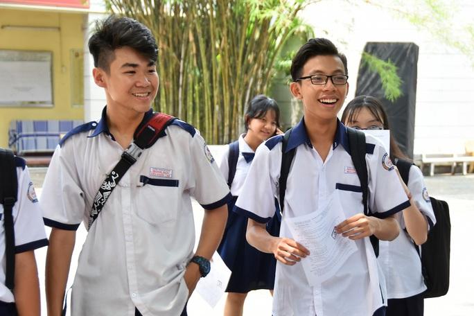 TP HCM: Thi tuyển sinh vào lớp 10 vào ngày 16 và 17-7 - Ảnh 1.
