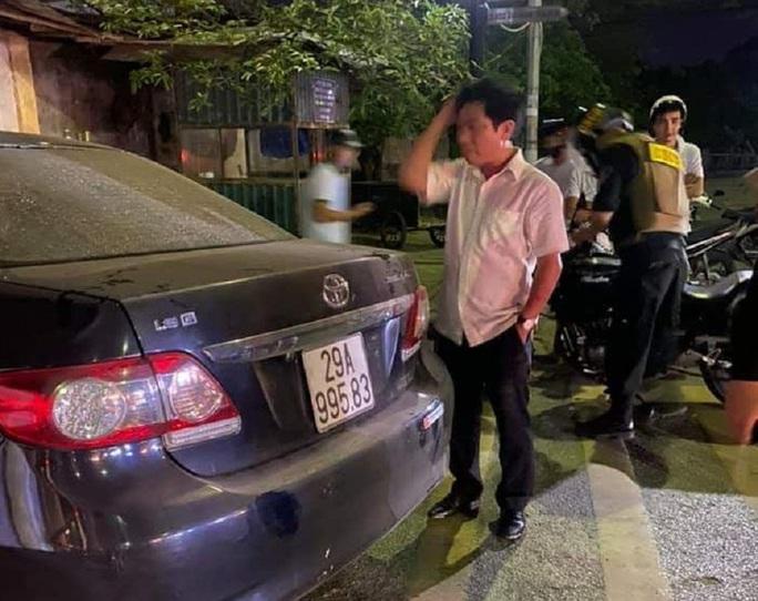 Đề nghị cách mọi chức vụ trong Đảng với Trưởng Ban Nội chính Tỉnh ủy Thái Bình gây tai nạn bỏ chạy - Ảnh 1.