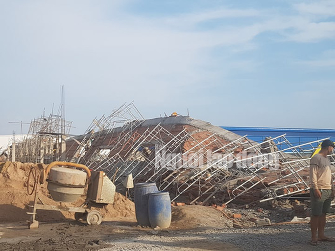 Sập công trình ở tỉnh Đồng Nai, 10 người thiệt mạng - Ảnh 5.