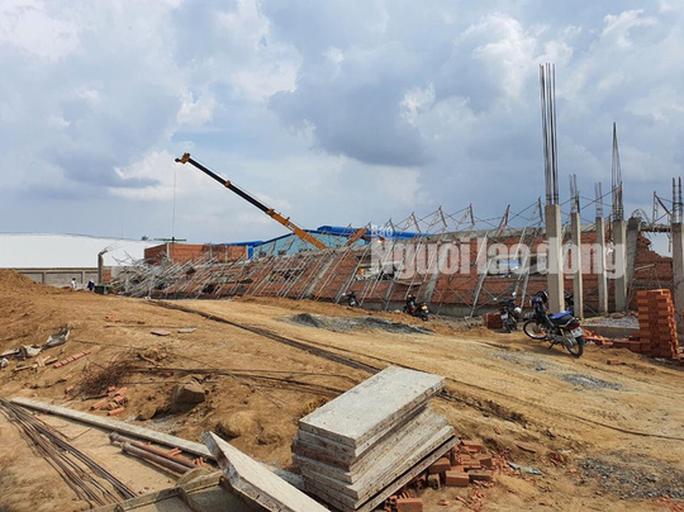Sập công trình ở tỉnh Đồng Nai, 10 người thiệt mạng - Ảnh 7.
