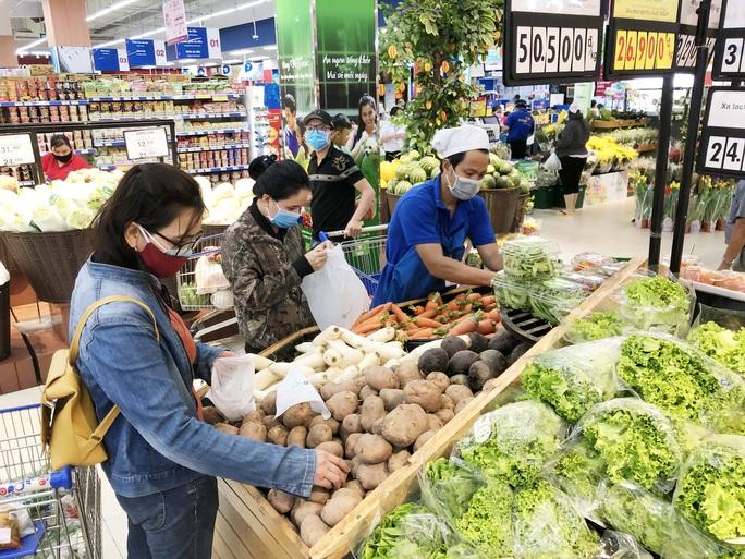 Vào mùa nông sản Việt - Ảnh 1.