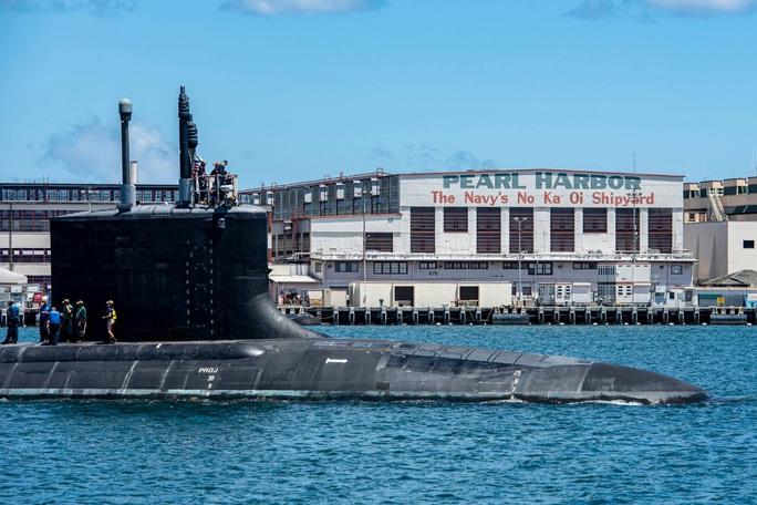 Tàu chiến Mỹ qua eo biển Đài Loan, hoạt động mạnh trên Thái Bình Dương - Ảnh 9.