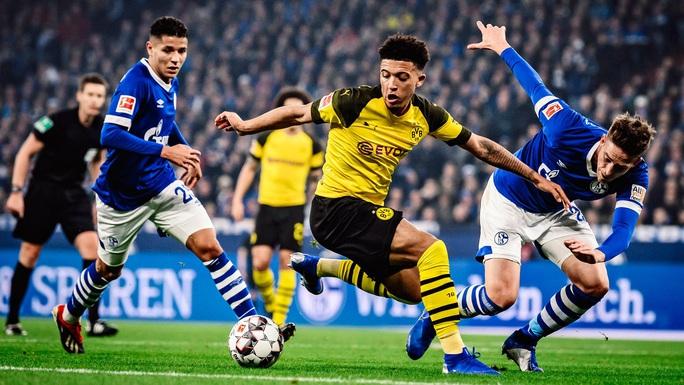Bundesliga trở lại với đại chiến vùng Rhur - Ảnh 1.