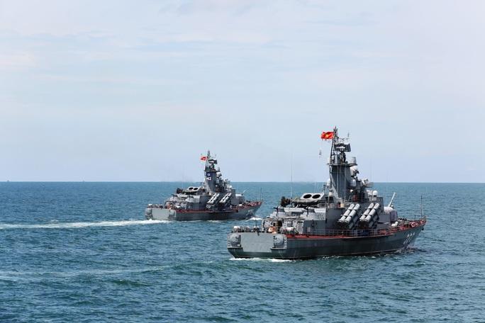 Bộ Ngoại giao giải đáp nóng về biển Đông - Ảnh 1.