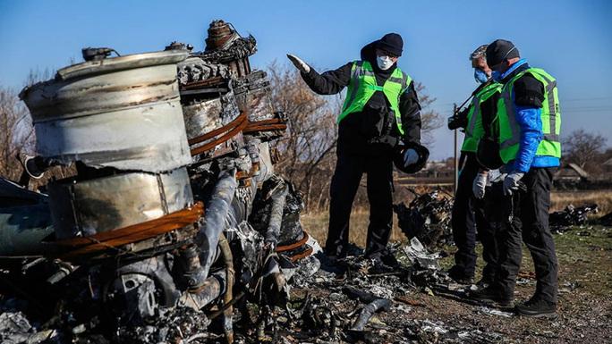 Nghi phạm vụ bắn hạ máy bay MH17 bị bắt ở Đông Ukraine - Ảnh 2.