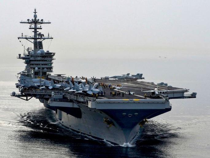 Căng thẳng leo thang, Mỹ tăng sức ép quân sự lên Trung Quốc - Ảnh 1.