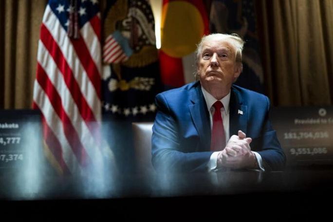 Tổng thống Trump dọa cắt đứt quan hệ với Trung Quốc - Ảnh 1.