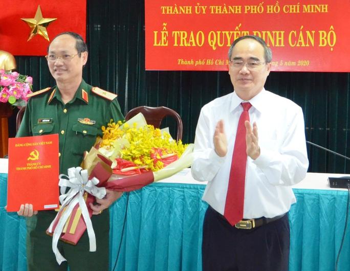 Ban Bí thư chỉ định 5 Ủy viên Ban Chấp hành Đảng bộ TP HCM  - Ảnh 1.