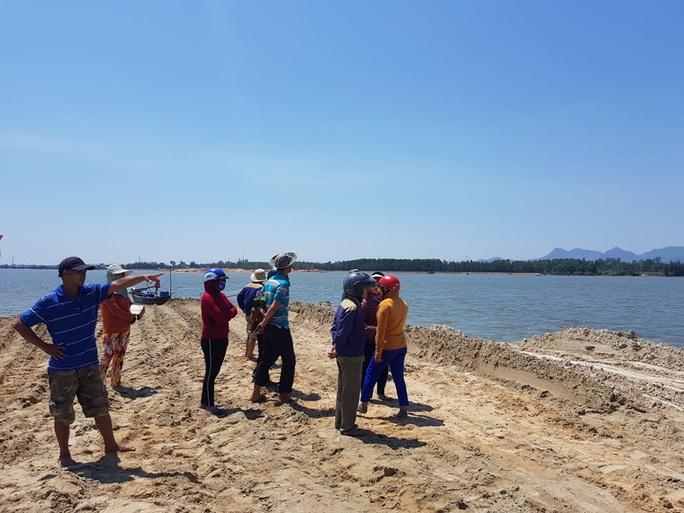 Quảng Nam: Người dân phản ứng dự án lấp vịnh An Hòa - Ảnh 1.