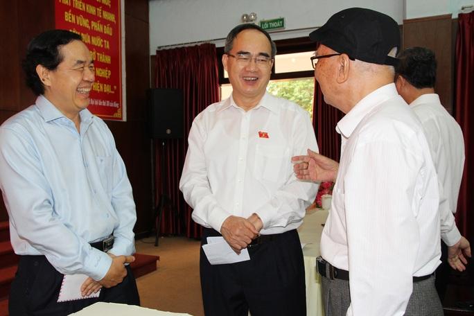 TP HCM sẽ sớm giải quyết vấn đề Thủ Thiêm - Ảnh 1.